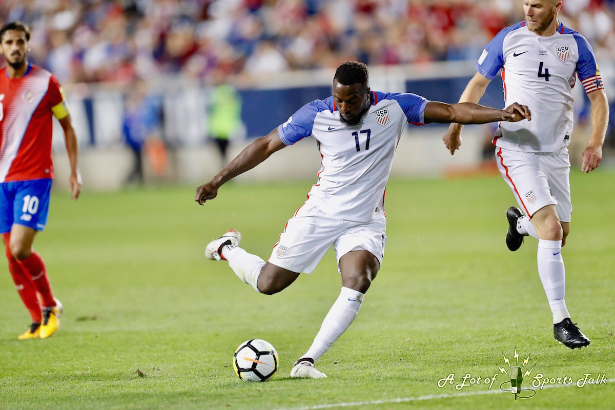 CONCACAF World Cup Qualifier: United States vs. Costa Rica (09.01.17)