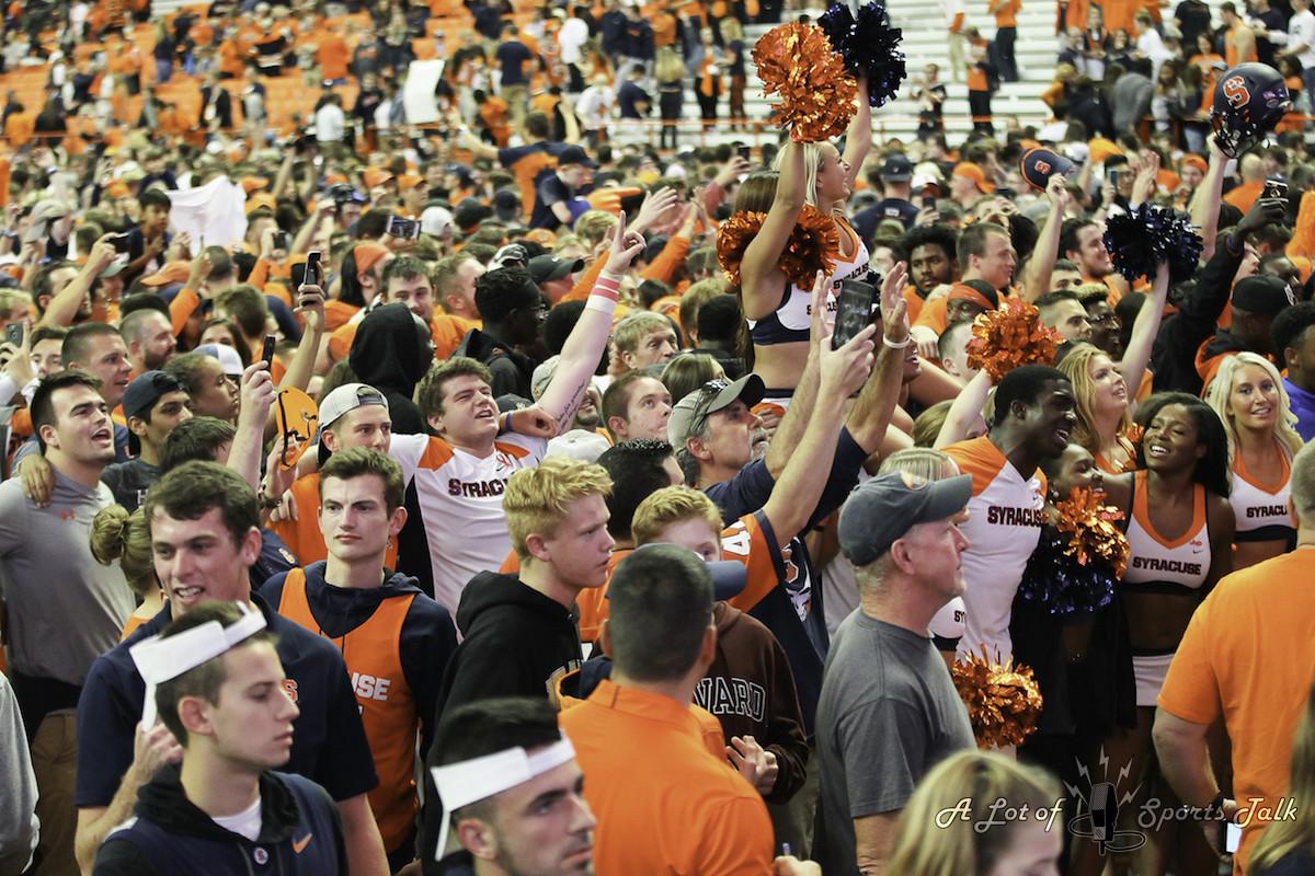 CFB: No. 2 Clemson at Syracuse (10.13.17)