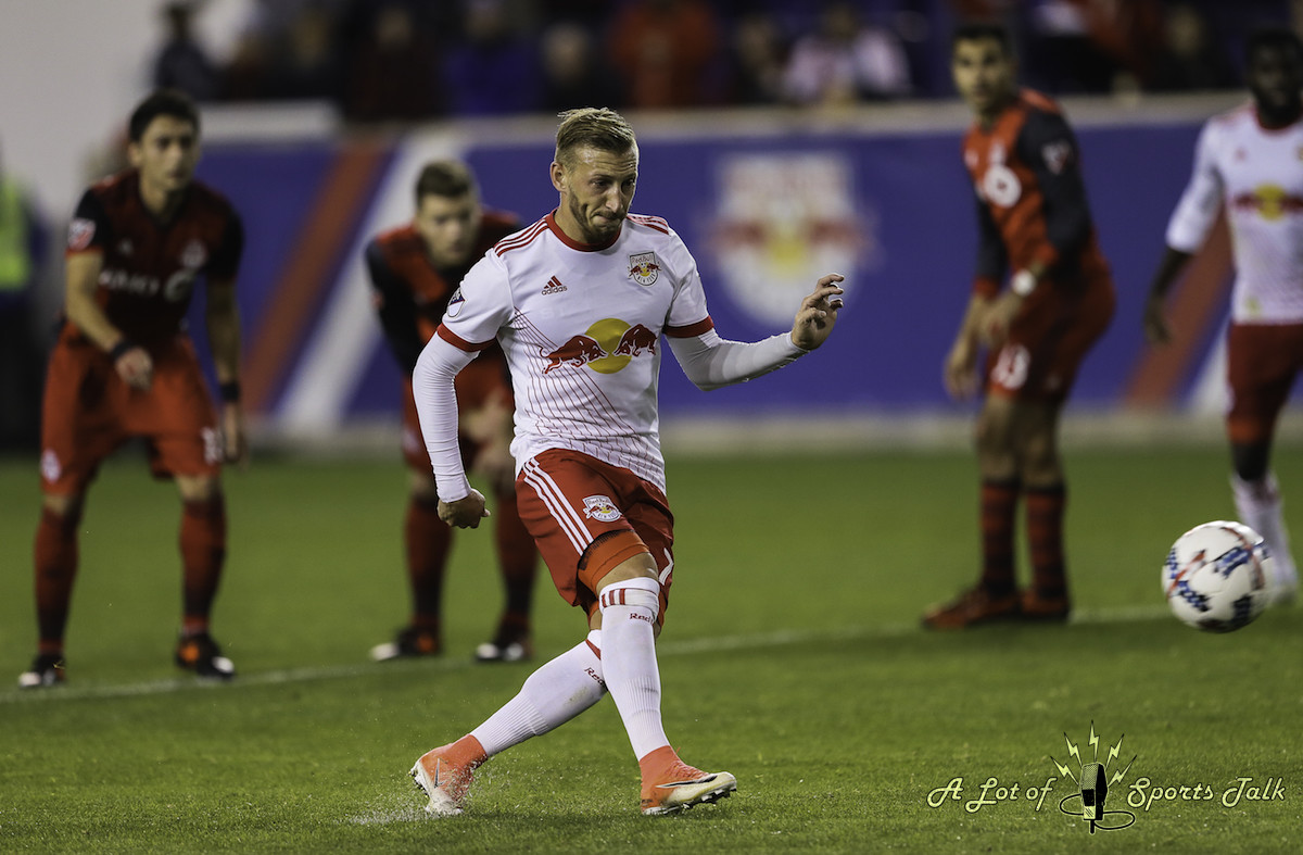 MLS Playoffs: New York Red Bulls vs. Toronto FC (10.30.17)