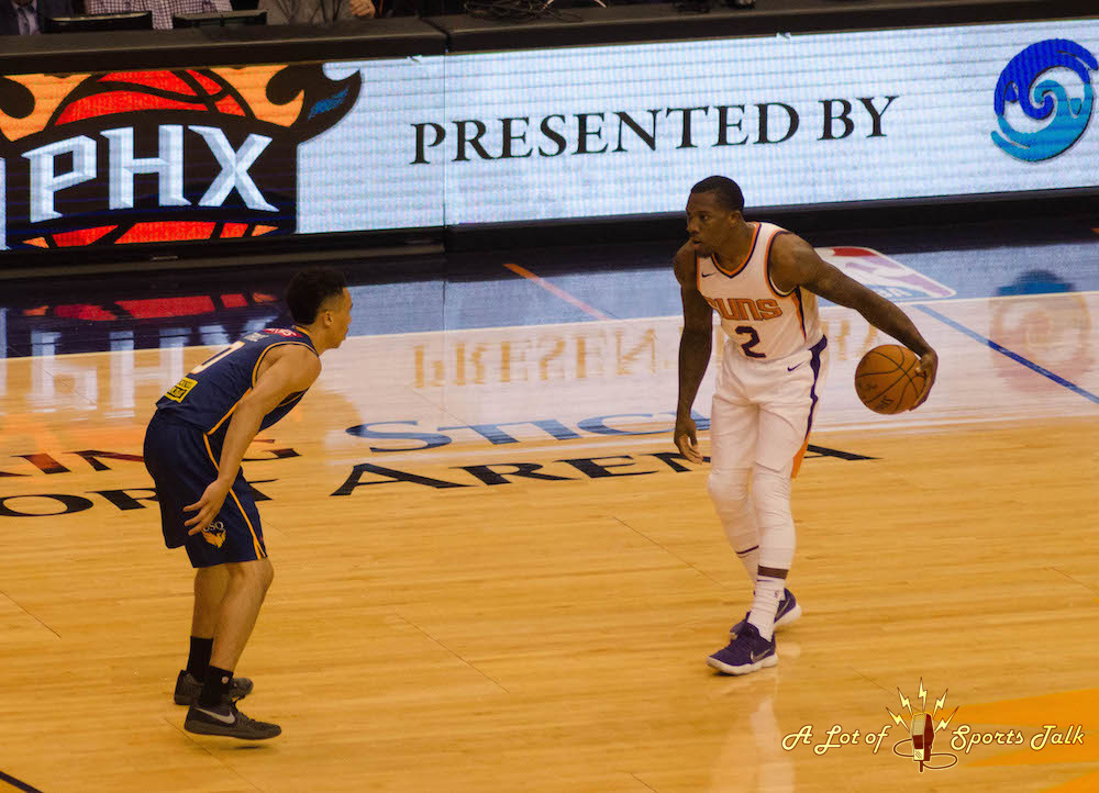 2017-18 Phoenix Suns Preview