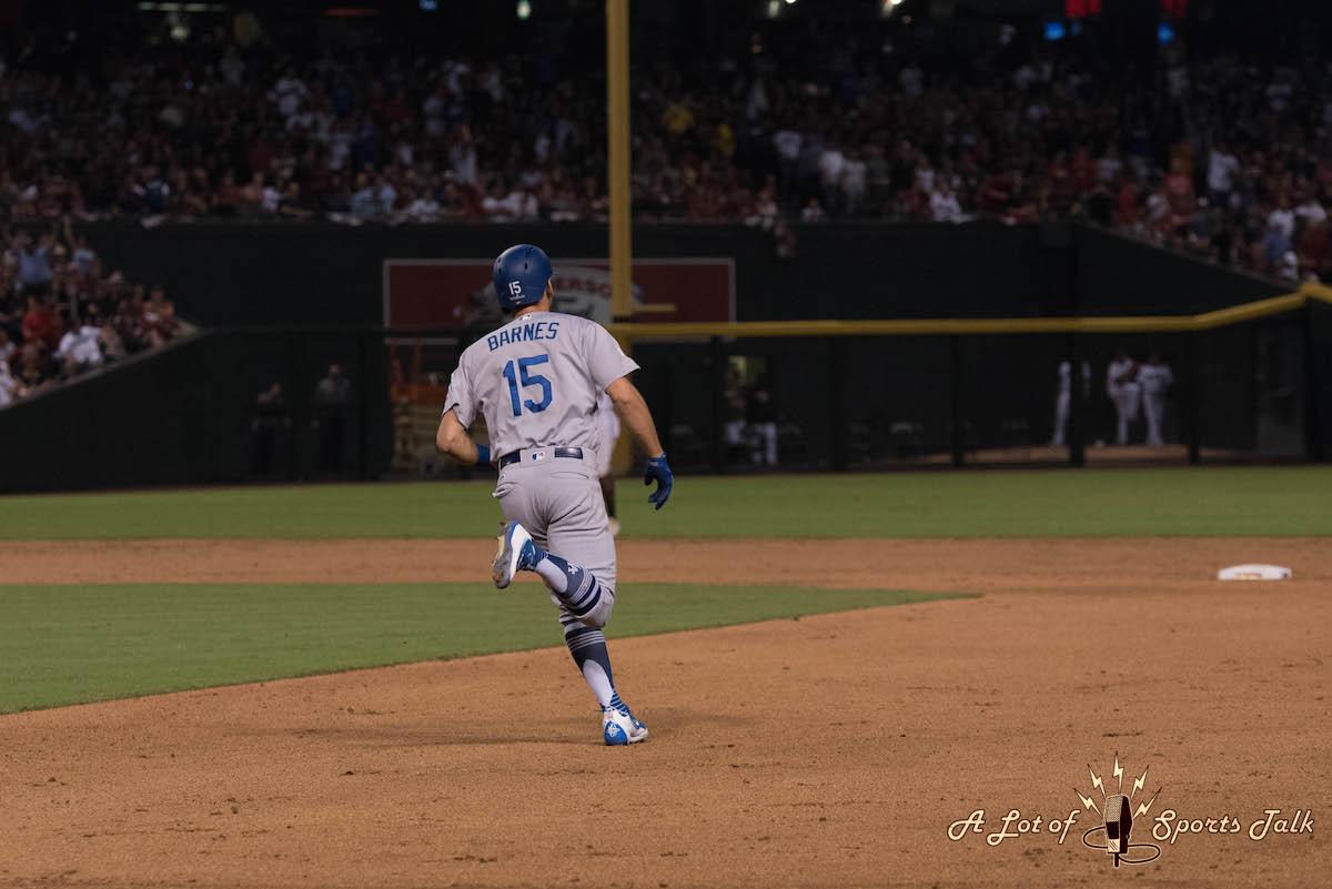 MLB: 2017 NL Division Series, Game 3 (Dodgers at D-backs)