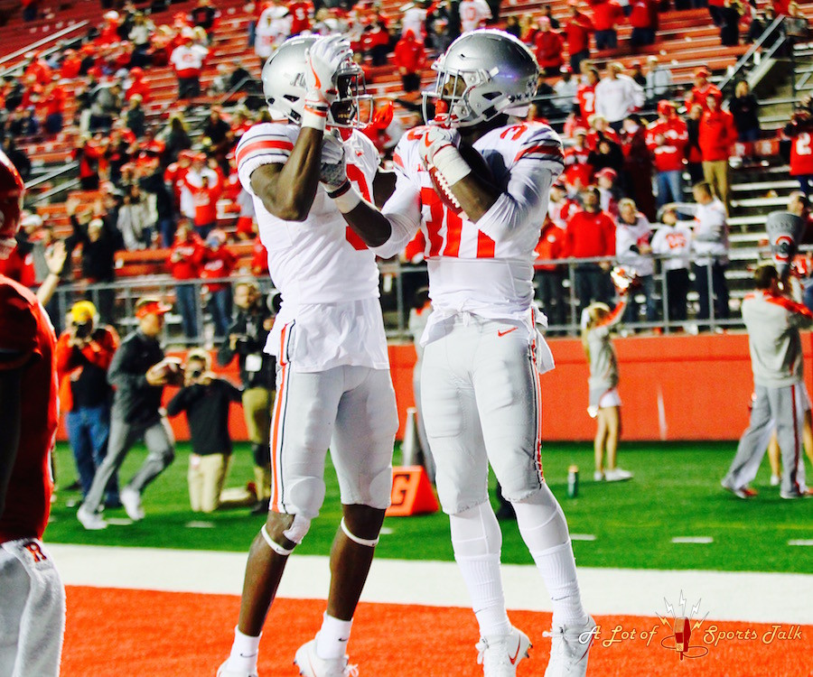 CFB: No. 11 Ohio State at Rutgers (09.30.17)