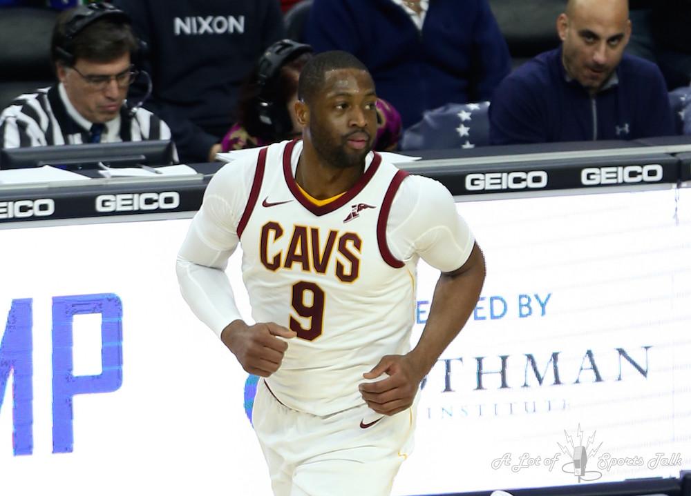 NBA: Cleveland Cavaliers at Philadelphia 76ers (11.27.17)