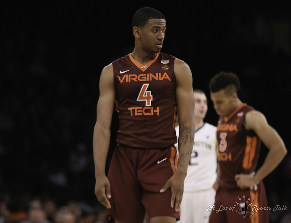 2K Classic Consolation: Virginia Tech vs. Washington (11.17.17)