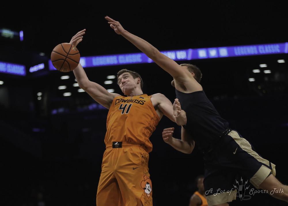 2017 Progressive Legends Classic Consolation: Pitt vs. Oklahoma State