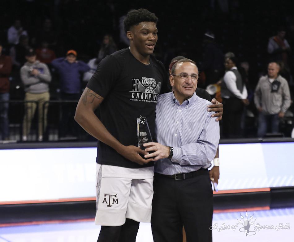 2017 Progressive Legends Classic Championship: Penn State vs. Texas A&M