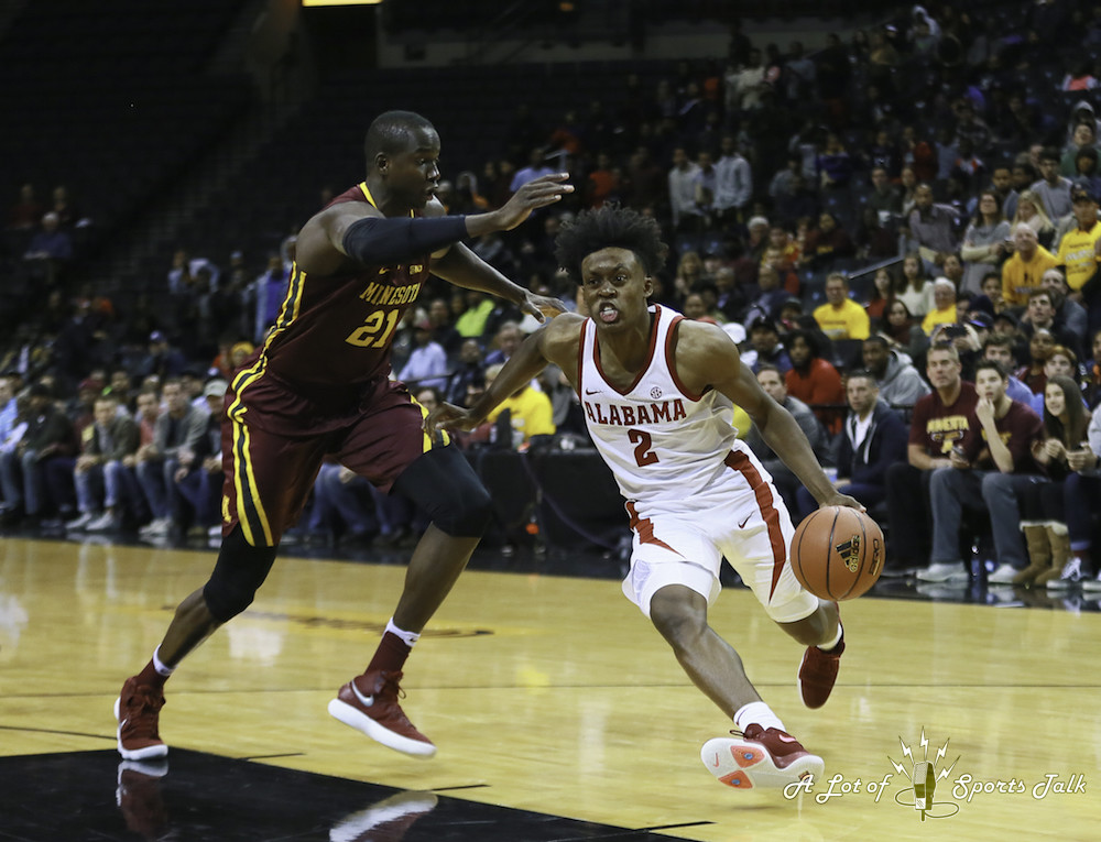 Barclays Center Classic: Minnesota vs. Alabama (11.25.17)