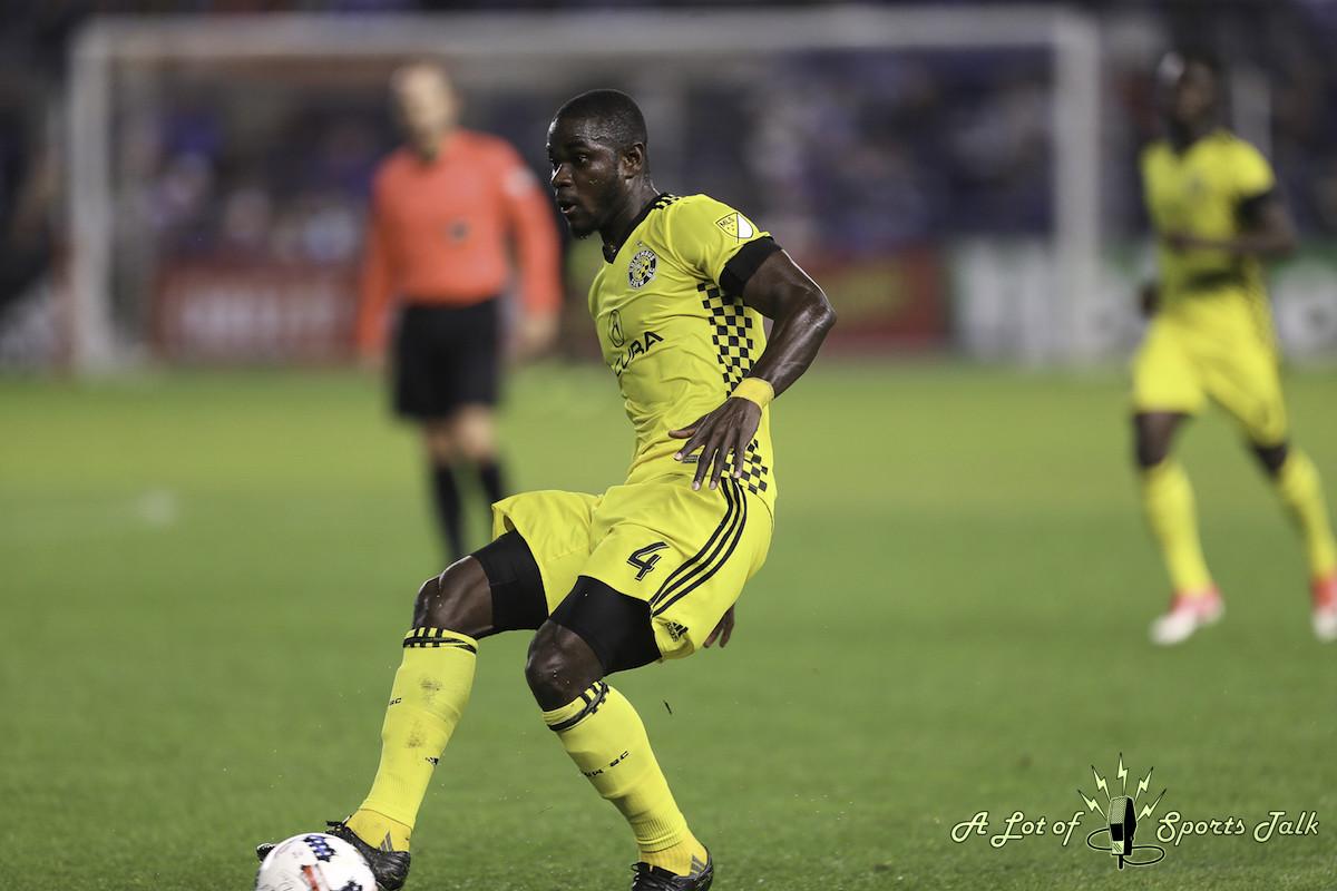 MLS: New York City FC vs. Columbus Crew SC (11.05.17)