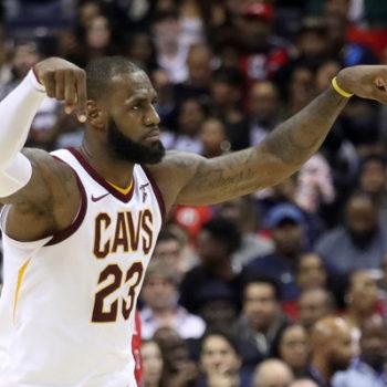 LeBron+James+Cleveland+Cavaliers+v+Washington+thxyOKonazul