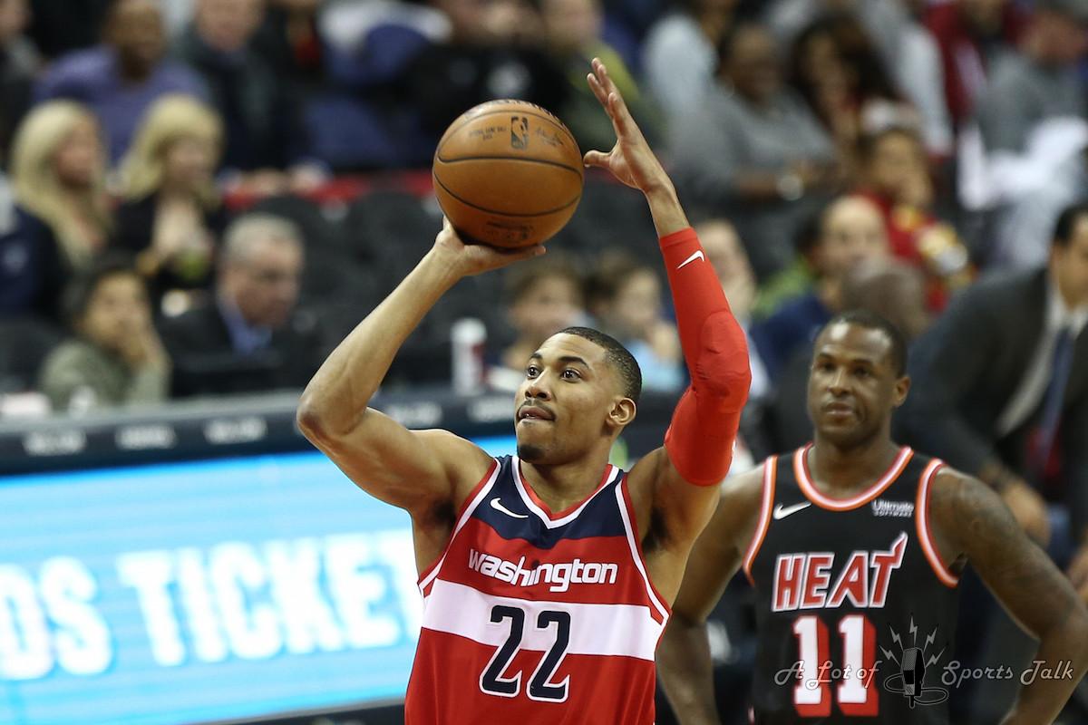 NBA: Miami Heat at Washington Wizards (11.17.17)