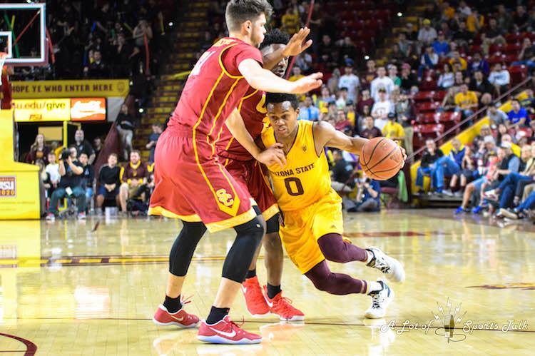 CBB: USC at Arizona State (02.26.17)