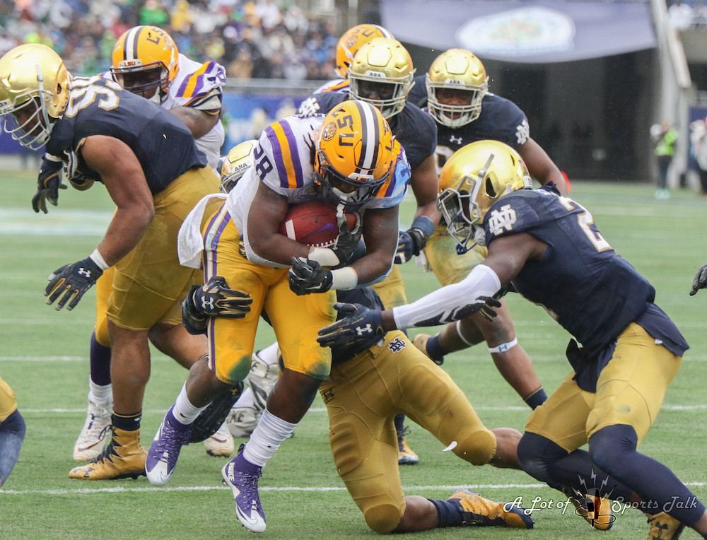 2018 Citrus Bowl: Notre Dame vs. LSU