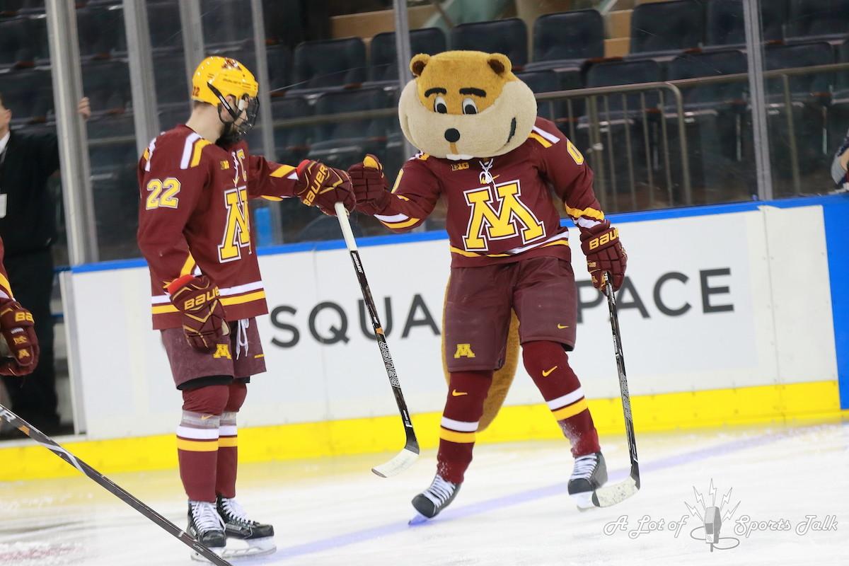 NCAA Hockey: Minnesota vs. Michigan State (01.20.18)
