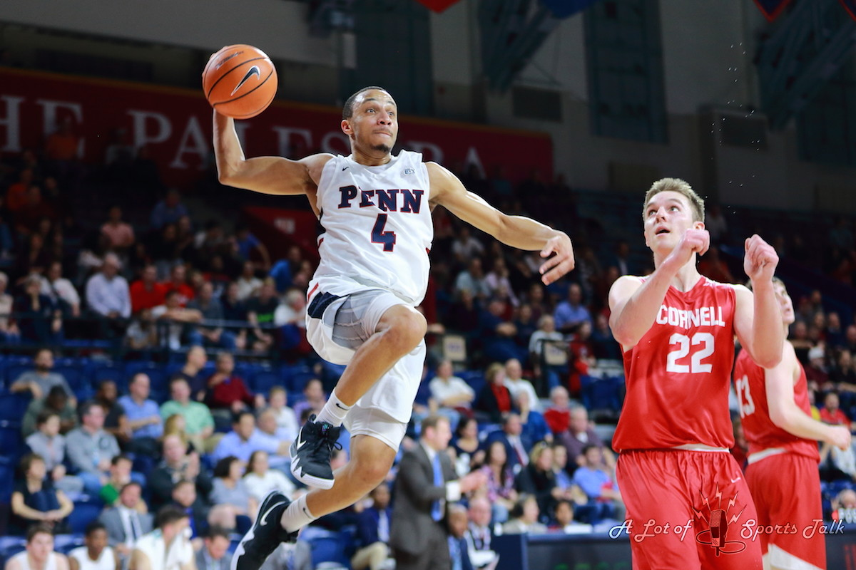 CBB: Cornell at Penn (01.12.18)