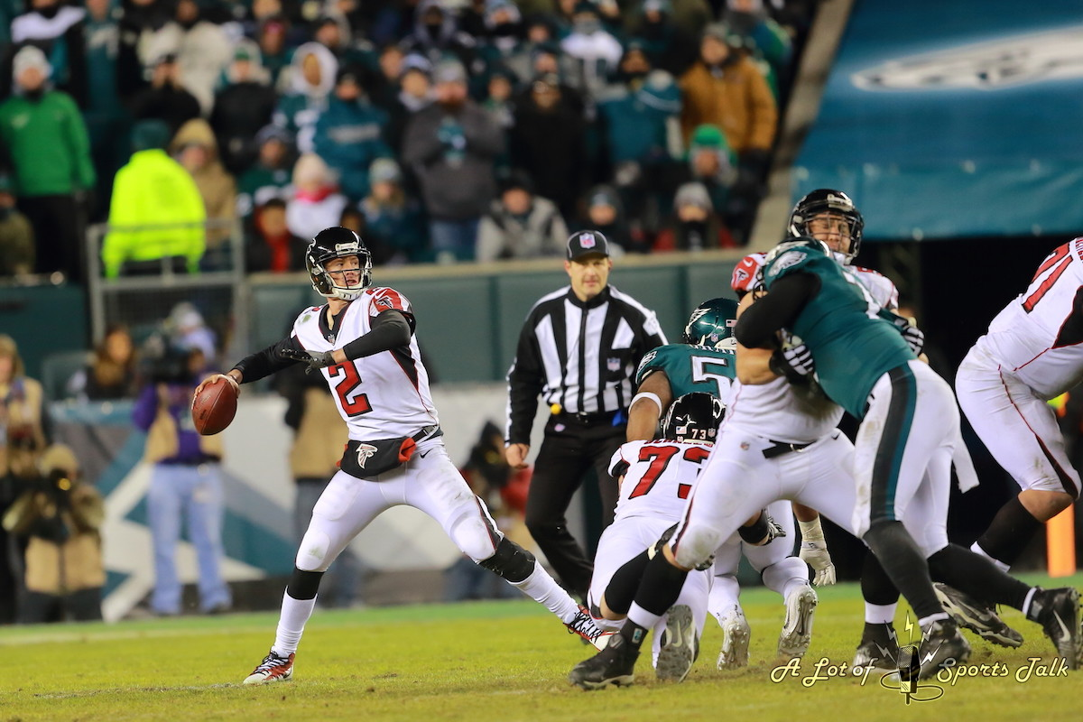 NFL: Atlanta Falcons at Philadelphia Eagles (01.13.18)