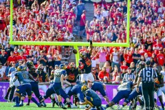 September 25, 2021Maryland Terps vs. Kent state football gameNon-conferenceCovid-19 game