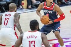 Wednesday ,October 30, 2019;  Washington Wizards vs Houston Rockets