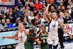 February 24, 2020Washington Wizards vs Milwaukee Bucks