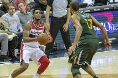Monday, March 18, 2019NBA  Basketball AssociationUtah Jazz vs Washington Wizards
